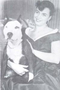 CH.X-PERT BLACK BETSY с дочерью Клиффорда Дороти