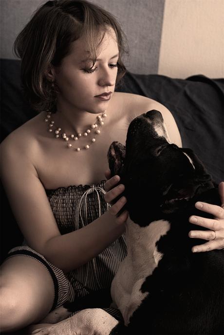 Контакт и доверительные отношения между хозяином и собакой помогают вовремя обнаружить недомогание питомца и оказать ему необходимую помощь